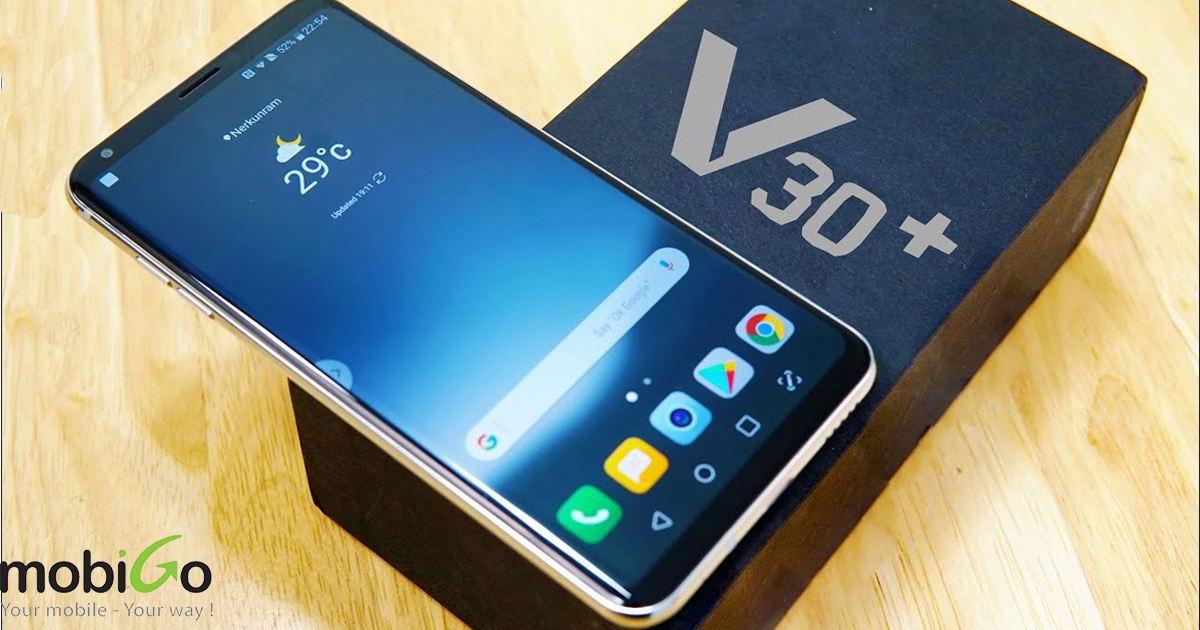 Điện thoại LG V30 Plus hàng chính hãng và xách tay giá rẻ