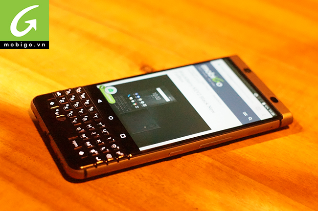 Điện thoại BlackBerry KEYOne Sprint đã Unlock sử dụng nghe gọi, data