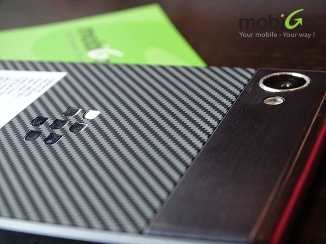 Mua BlackBerry Motion ở đâu tại TP.HCM