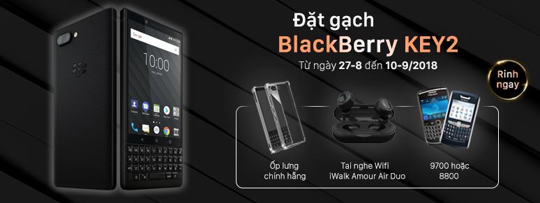 preorder blackberry key2