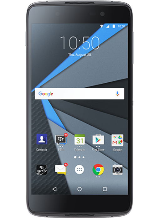 blackberry dtek50 new nobox