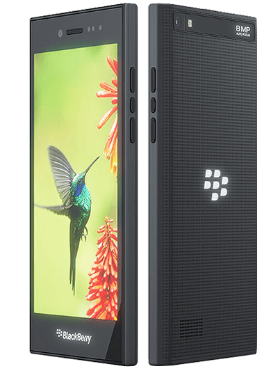 blackberry leap likenew