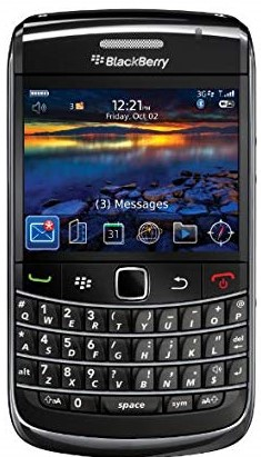 blackberry 9700 white new