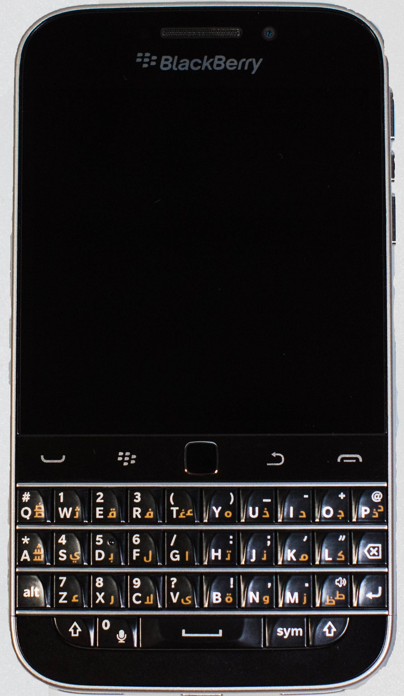 blackberry classic q20 new nobox