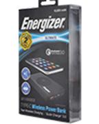 sạc dự phòng energizer qe10000cq - 10.000 mah quick charge 3.0