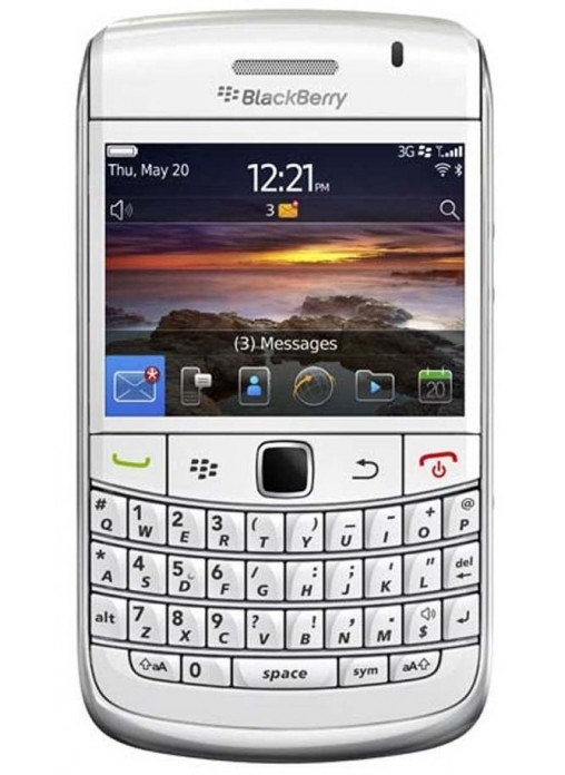 blackberry 9780 new white