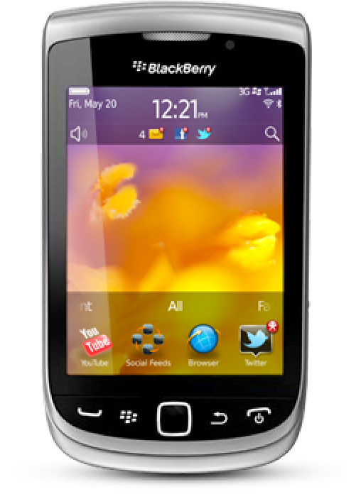 blackberry 9810 likenew