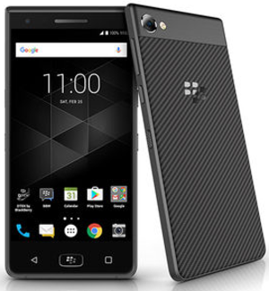 blackberry motion 2 sim