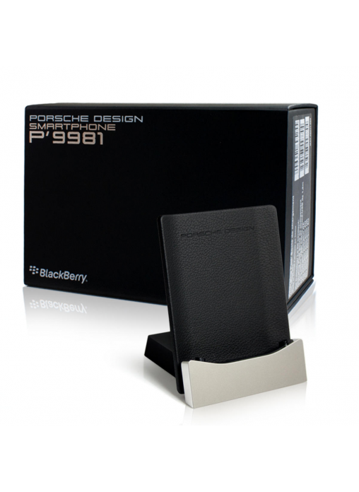 đế sạc blackberry 9981 - blackberry porsche design 9981 charging pod