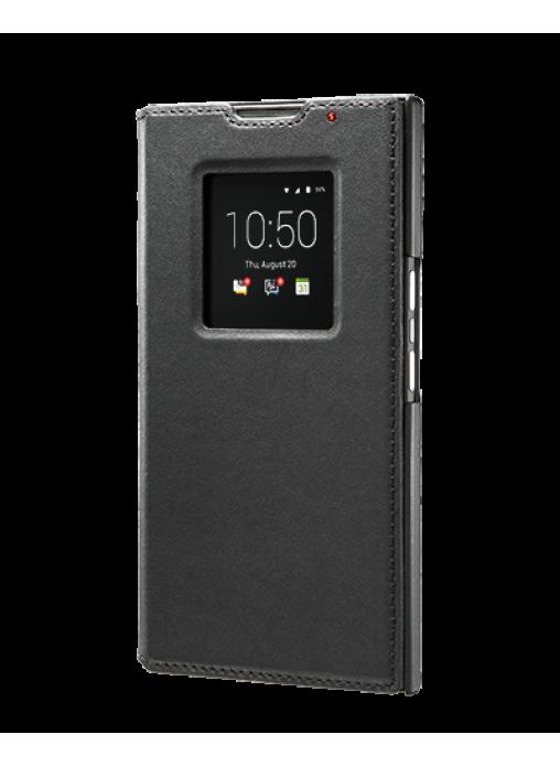 bao cầm tay flip blackberry priv đen - flip blackberry priv black