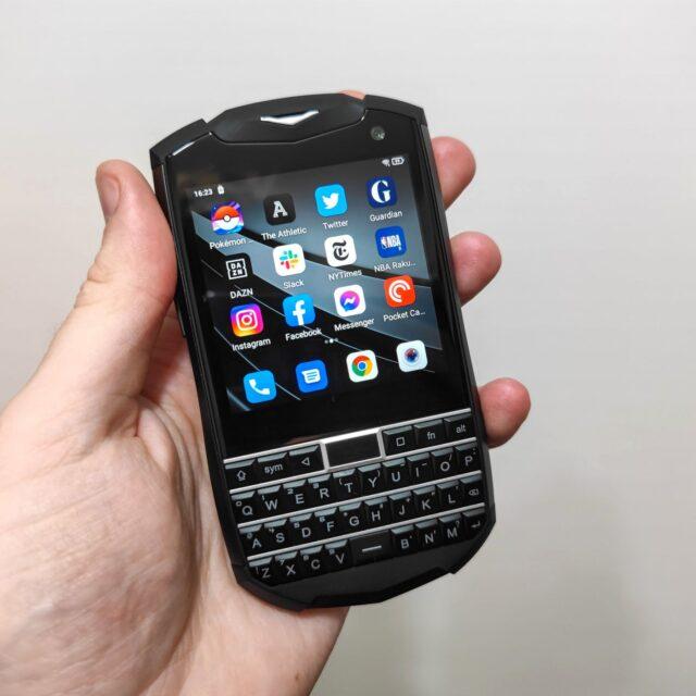 Điện thoại Unihertz Titan Pocket Chính hãng giá rẻ