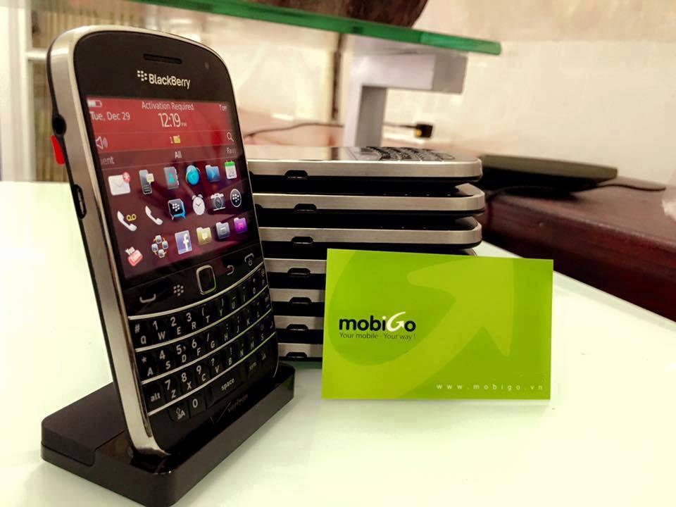 những vấn đề thường gặp xung quanh blackberry 9900