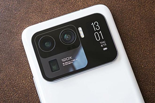 lộ diện xiaomi 12 ultra sẽ được trang bị siêu camera