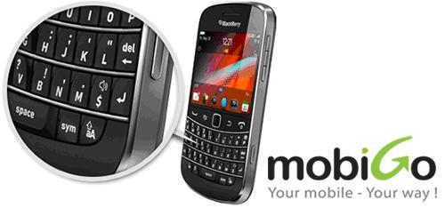 có nên mua blackberry bold 9900?