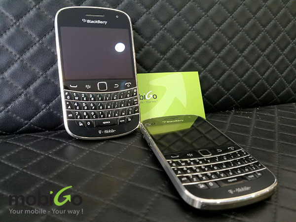 """nguyên nhân đưa blackberry 9900 trở thành """"huyền thoại"""""""