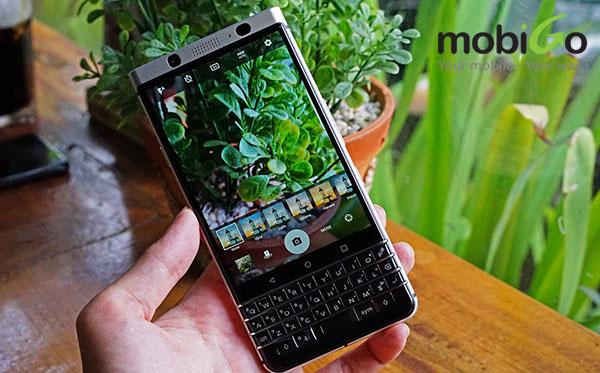 """blackberry keyone – """"thỏi nam châm"""" cực thu hút bởi thiết kế đột phá"""