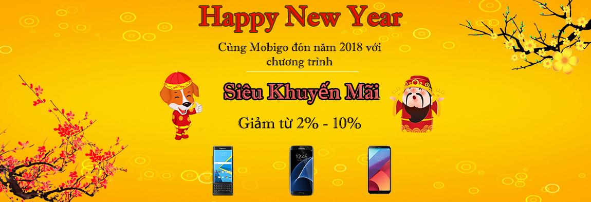 siêu khuyến mãi nhân dịp năm mới 2018