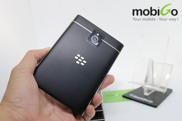 """5 lý do khiến blackberry passport """"được yêu"""" ngay từ cái nhìn đầu tiên"""
