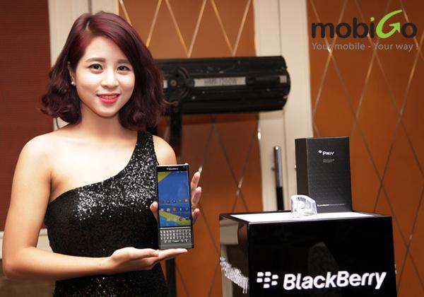 blackberry priv chính hãng giảm giá chỉ còn 7.790.000vnđ ở mobigo