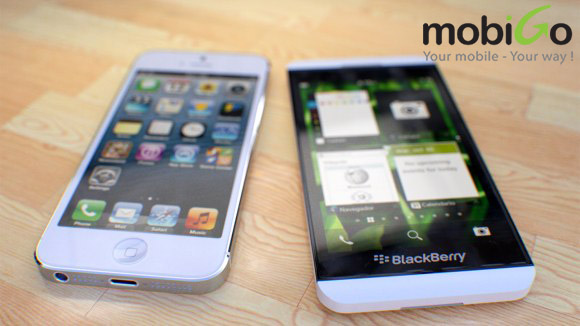 tại sao chọn mua blackberry z10?