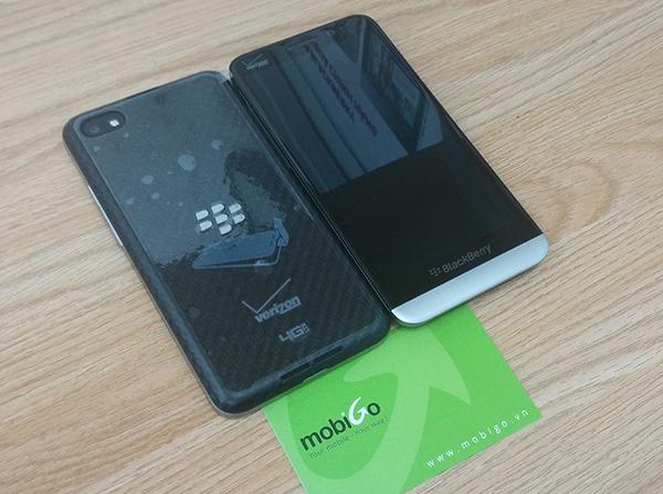 blackberry z30: màn hình lớn, đa nhiệm tuyệt vời, giá chưa tới 1,5 triệu đồng
