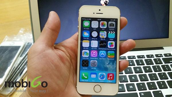 iphone 5s 32g quốc tế chọn màu nào đẹp nhất?