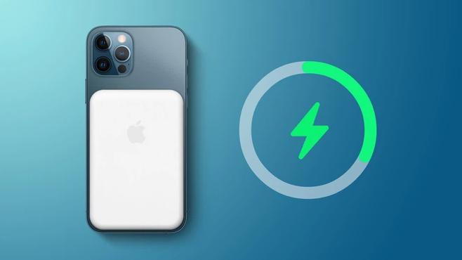 MagSafe Battery Pack bộ phụ kiện xịn xò cho iPhone12