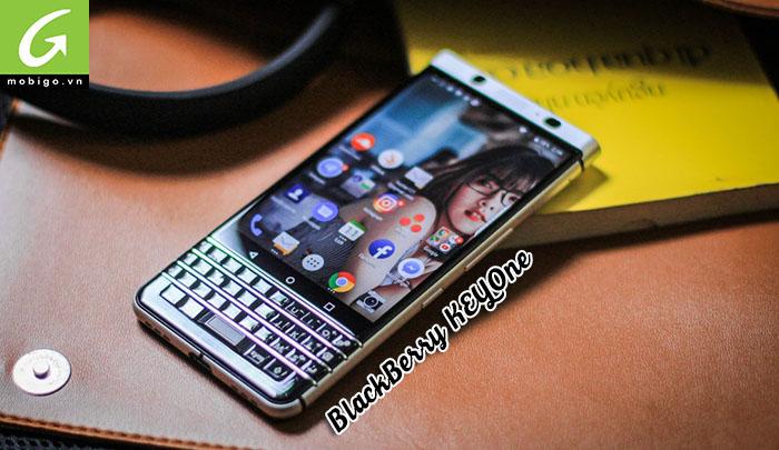 blackberry keyone liệu vẫn đang sống tốt tại thời điểm hiện tại?