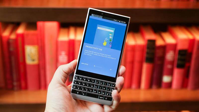 giải mã cơn sốt blackberry key2 vừa mới có mặt 5 ngày tại việt nam