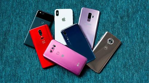 những mẫu điện thoại hot nhất năm 2019 (phần 2)