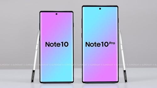 tổng hợp các tin đồn galaxy note 10 đáng chú ý trước khi mở bán chính thức ngày 10/8/2019