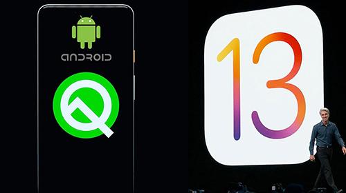 ios 13 và android q: hệ điều hành nào vượt trội hơn?