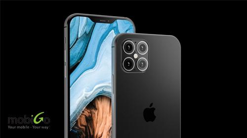 """iphone 12 vẫn có """"tai thỏ"""" nhưng nhỏ hơn!"""