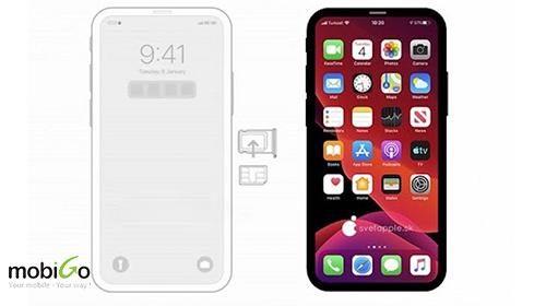 """iphone thế hệ mới không sở hữu """"tai thỏ""""?"""