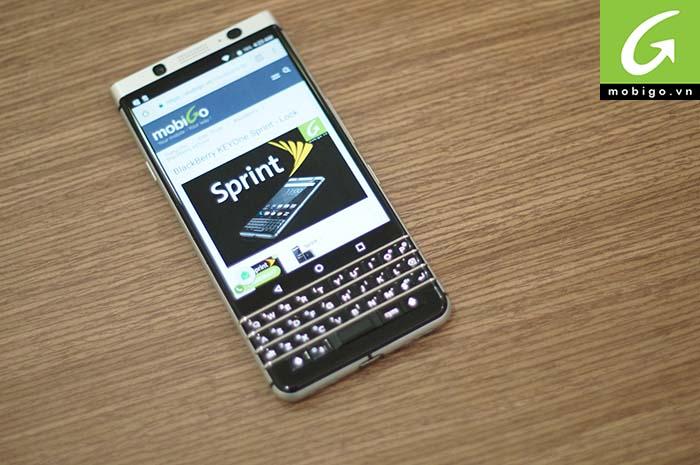 vì sao blackberry keyone sprint có và không có hotspot wifi