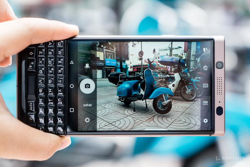mua blackberry keyone 2 sim cũ trả góp ở đâu?