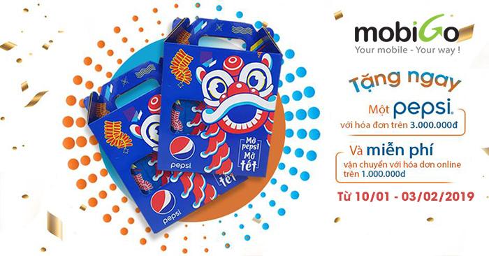 mua điện thoại tại mobigo rinh ngay quà đón tết