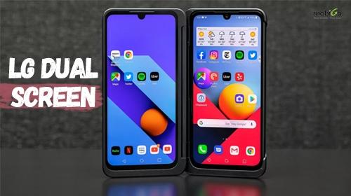 điểm danh 2 chiếc điện thoại lg đời mới có dual screen 2 màn hình