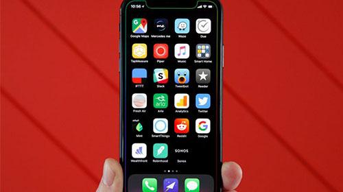 những tính năng hay trên iphone x
