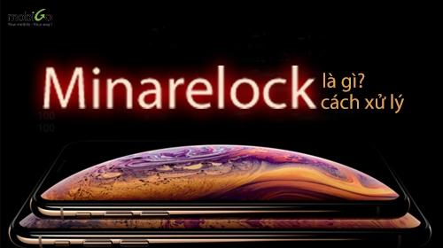 relock icloud minarelock là gì? cách xử lý khi gặp phải!