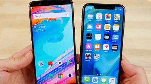 vì sao người dùng thích thiết bị ios điển hình là iphone hơn smartphone android?