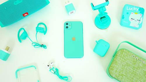 TOP phụ kiện dành cho điện thoại iPhone 11