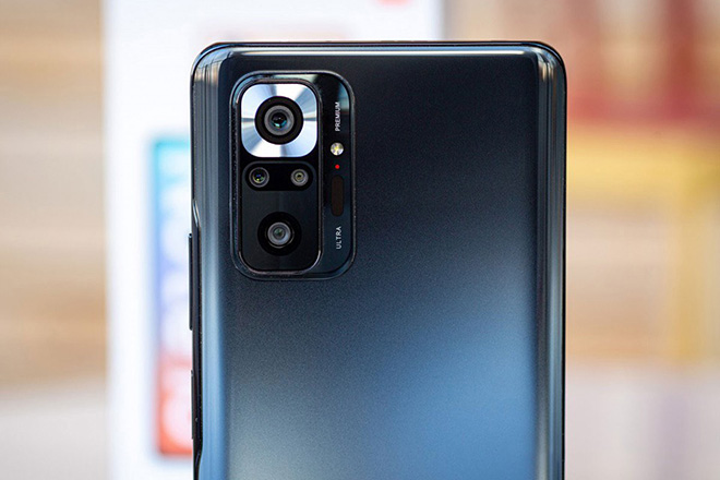 top 3 smartphone tầm trung được trang bị camera 108mp tại việt nam