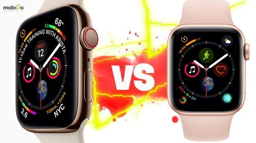 apple watch series 5 vs series 4: có gì đáng để nâng cấp?