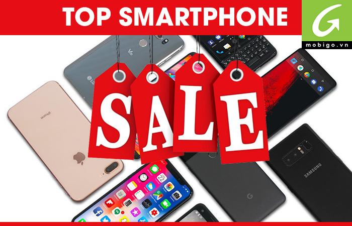top những smartphone cao cấp đang giảm giá mạnh hiện nay