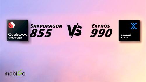 snapdragon 865 và exynos 990: chip nào sử dụng hiệu quả hơn?
