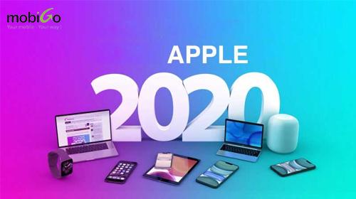 tổng hợp thông tin về nhà sản xuất apple năm nay