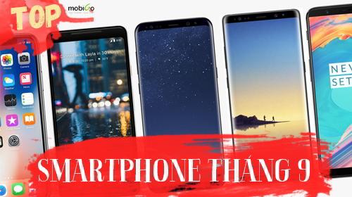 top  smartphone cao cấp đáng mua nhất thời điểm hiện tại tháng 9/2019
