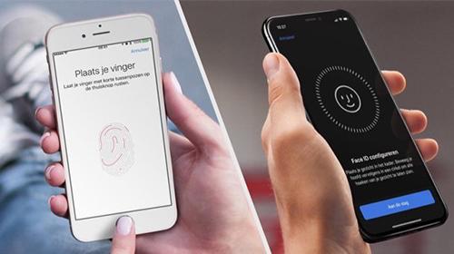 faceid vs touchid trên iphone: bạn thích công nghệ nào hơn?