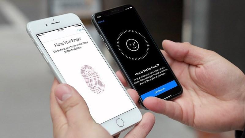 mẹo tăng độ nhạy của vân tay, face id iphone lên gấp đôi